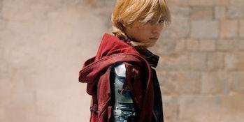 Ryosuke Yamada as Edward Elric.