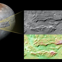 Pluto's Moon Charon Has a Chasm That Makes the Grand Canyon Look Like a Scratch