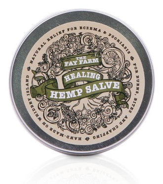 The Fay Farm Organic Healing Hemp Salve