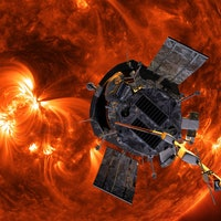 "The Parker Solar Probe Will Make History Past the Mysterious ""Alfven Point"""