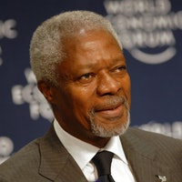 How Kofi Annan Established the World's Largest Fund for HIV/AIDS Prevention