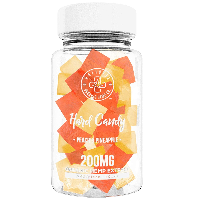 Organic Hemp Infused Hard Candy
