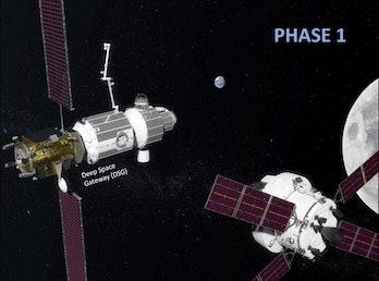 nasa deep space gateway