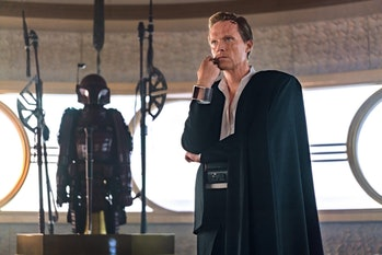 Star Wars Paul Bettany