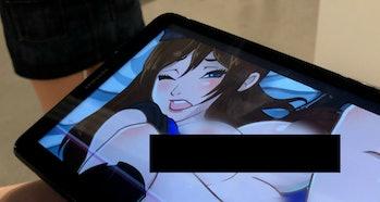 hentai is art