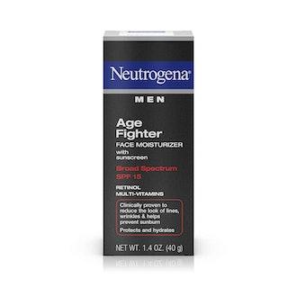 Neutrogena Age Fighter Anti-Wrinkle Face Moisturizer for Men