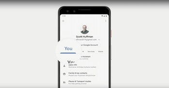 google assistant i/o