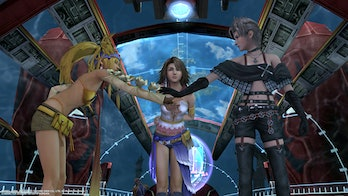 How did 'Final Fantasy X-2' even happen?