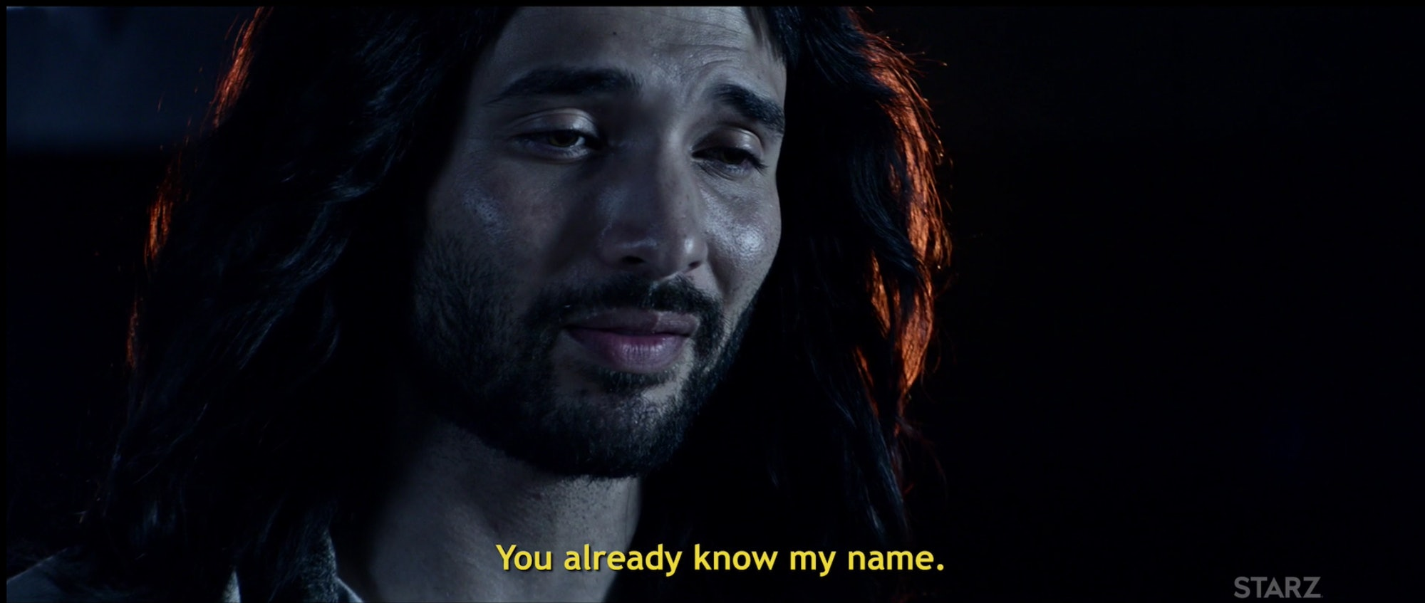 Mexican Jesus in 'American Gods'
