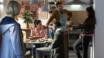 'Doctor Who' Khan Family