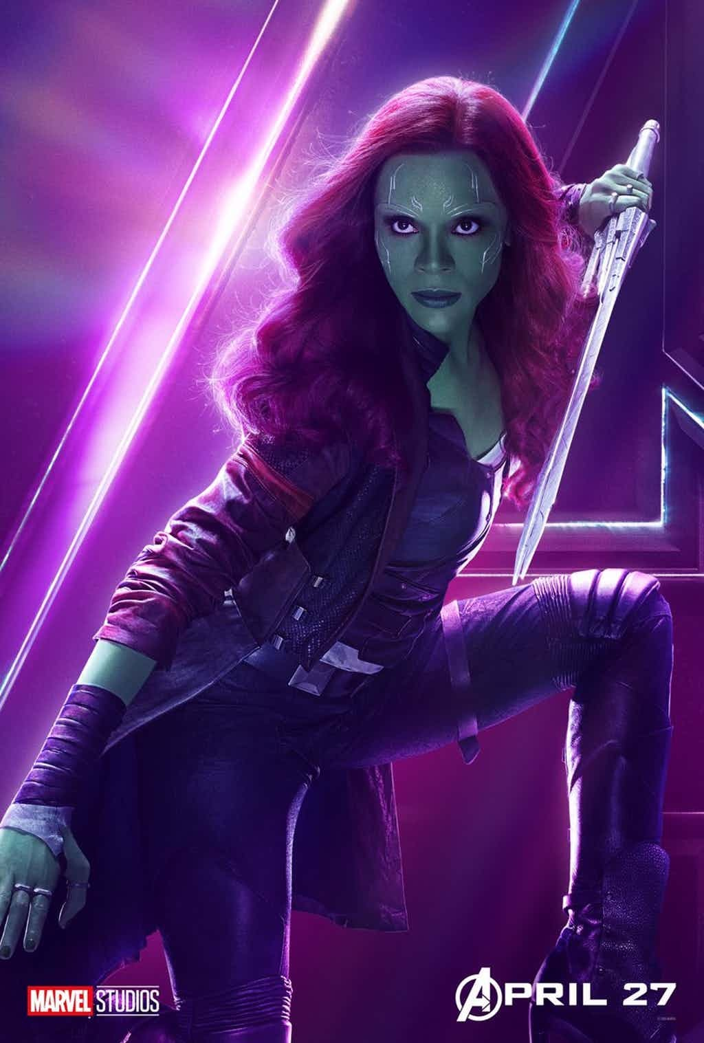 Gamora.