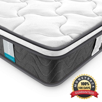 Inofia Queen Mattress Super Comfort Hybrid