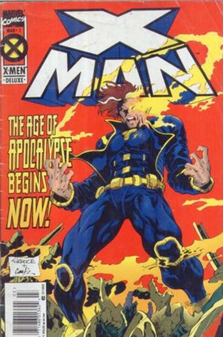 X-Man Age of Apocalypse Legion