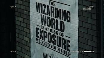 Wizards Unite Harry Potter Go