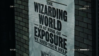 Wizards Unite Harry Potter Go