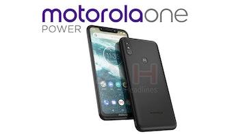 motorola one power smartphone