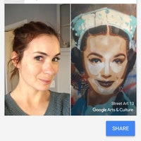 Google's Arts and Culture App Sees Faces Like Humans Do