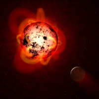 Red Dwarfs Like Proxima Centauri Might Flare Too Much for Humans