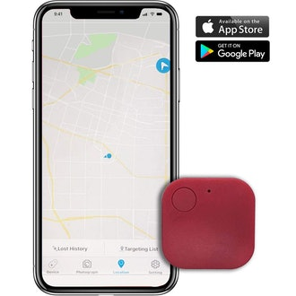 ITag Key, Phone, Anything Finger with Replaceable Battery