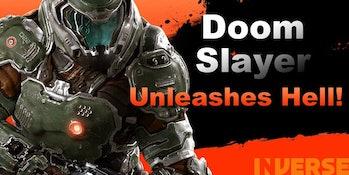 smash bros ultimate roster doomguy