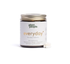 Plant People Everyday CBD Capsules - 450mg