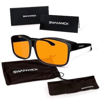 Swannies Blue Light Blocking Glasses