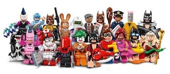 Lego Batman from Legos