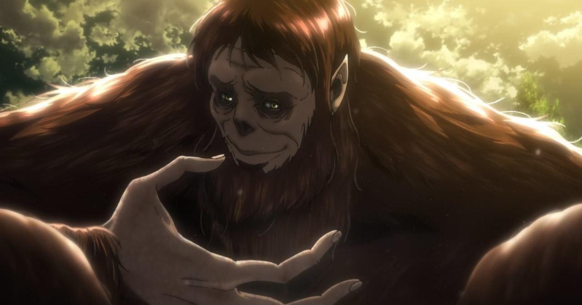 Who Is The Beast Titan In Attack On Titan Season 3
