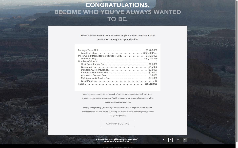 Westworld bill.