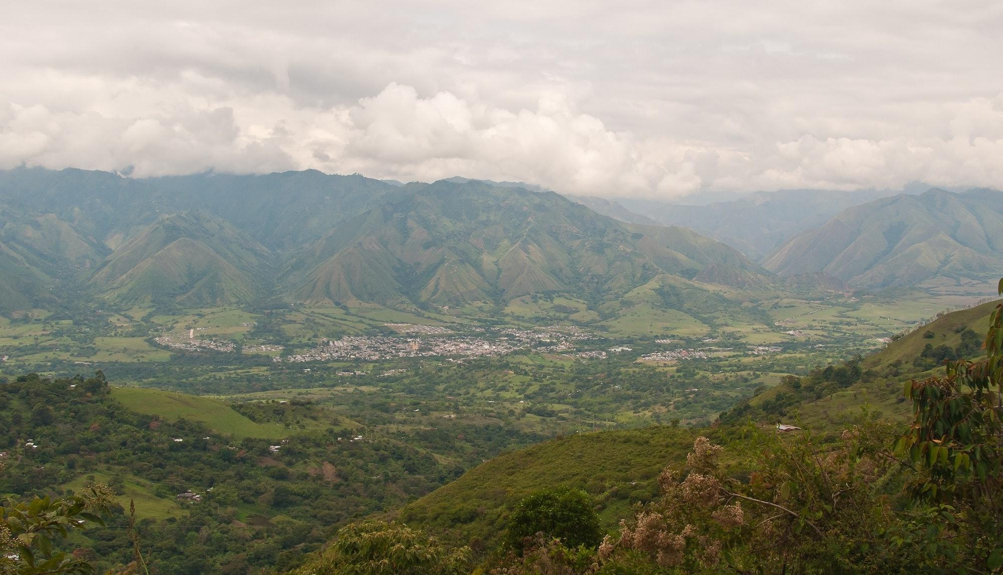 Huila, Colombia