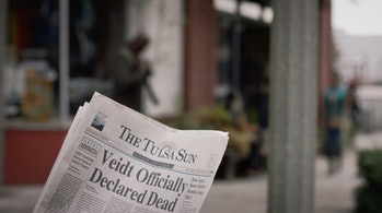 watchmen veidt dead newspaper