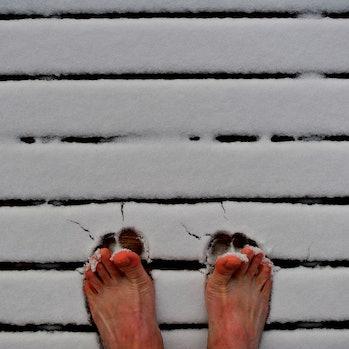 cold skin temperature