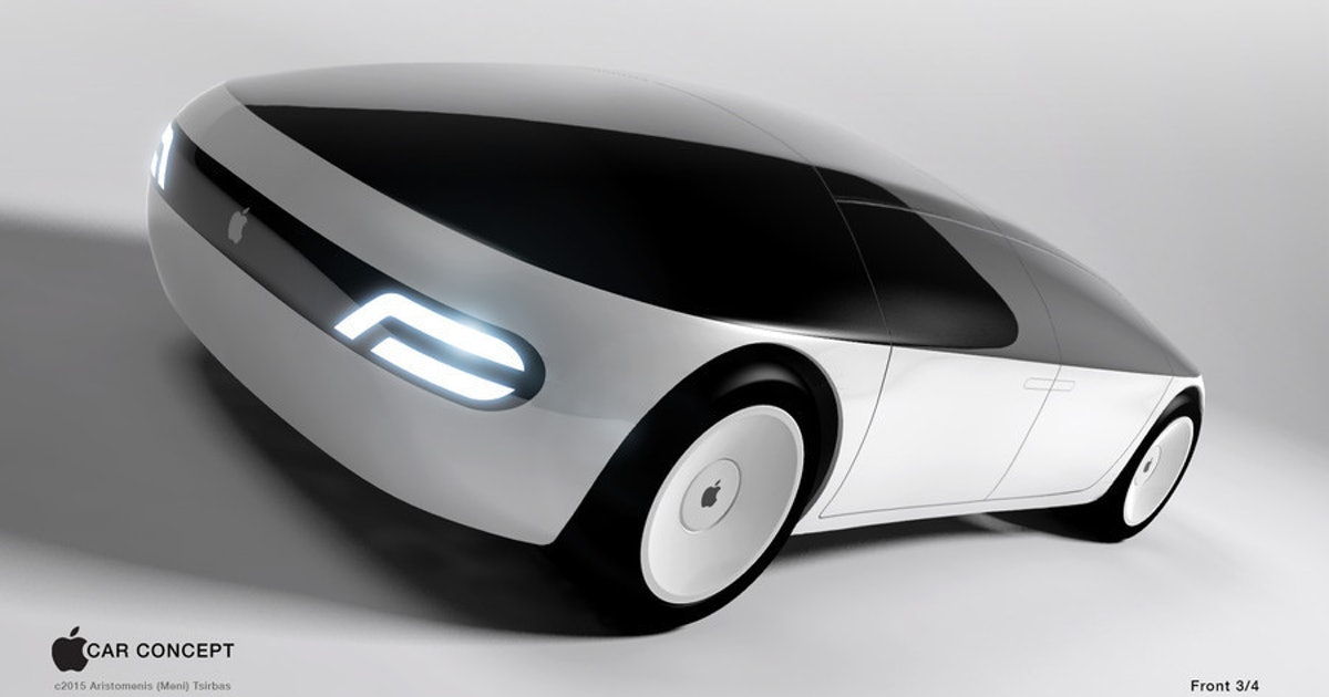 Apple Car: Release Date, Price, & Features for the Mysterious Project Titan