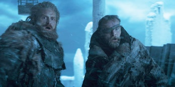 Tormund and Beric
