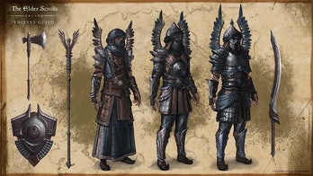 Elder Scrolls Ra Gada