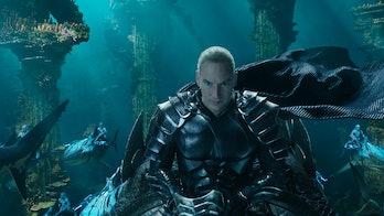 Patrick Wilson Orm Aquaman