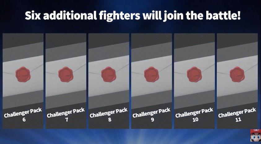 fighters pass 2 smash bros