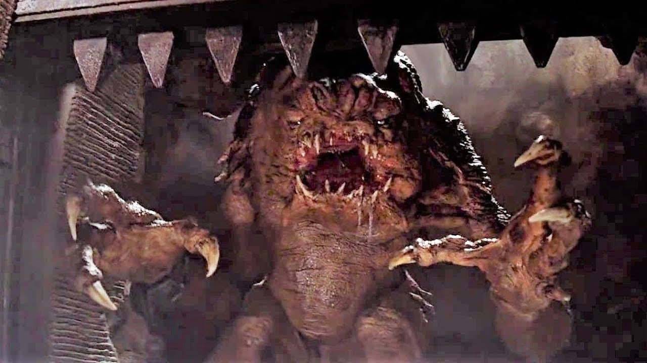 Jabba's Rancor Monster.