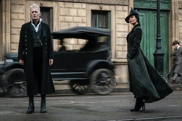 Fantastic Beasts the Crimes of Grindelwald Johnny Depp