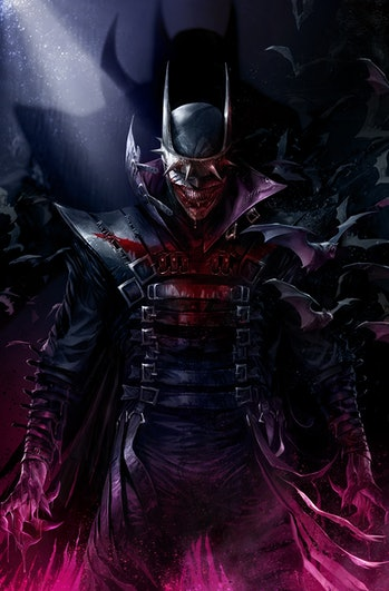 Batman Who Laughs  Francesco Mattina