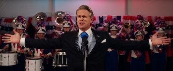 Cary Elwes plays the smug, corrupt Mayor Kline in *Stranger Things* Season 3.