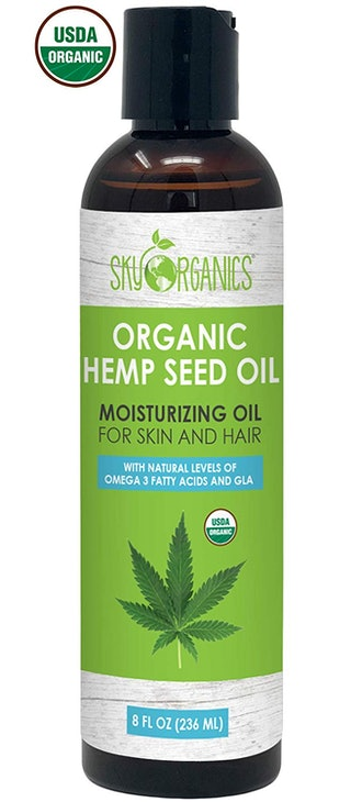 Sky Organics Hemp Seed Oil