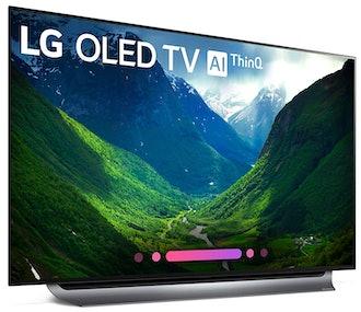 LG Electronics OLED55C8P 4K TV