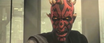 Darth Maul in The Clone Wars season 7