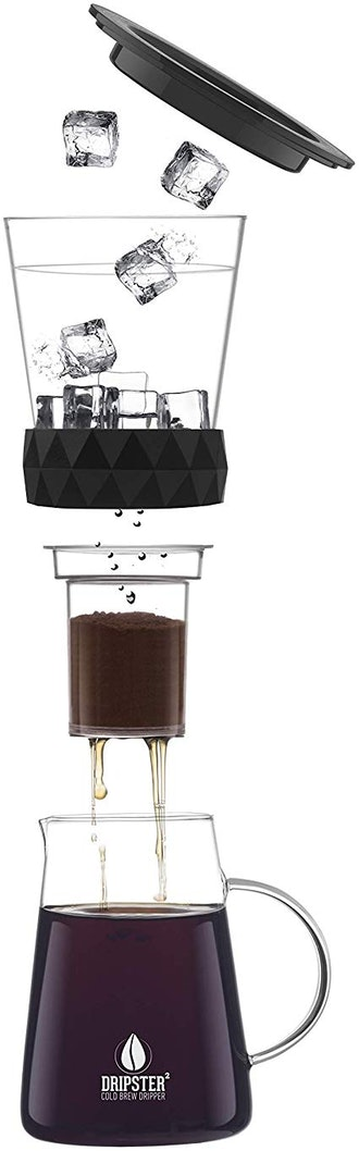 DRIPSTER² 2-in-1 Cold Brew Dripper