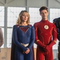 """Crisis on Infinite Earths"" ending: Gleek teases weirdest DC heroes ever"