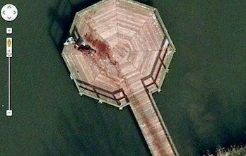 google maps dock body
