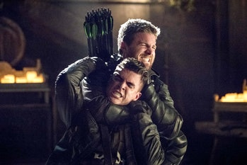 Oliver Queen Arrow adrian chase