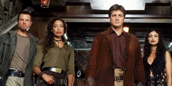 Gorramnit why did they ever cancel 'Firefly'?
