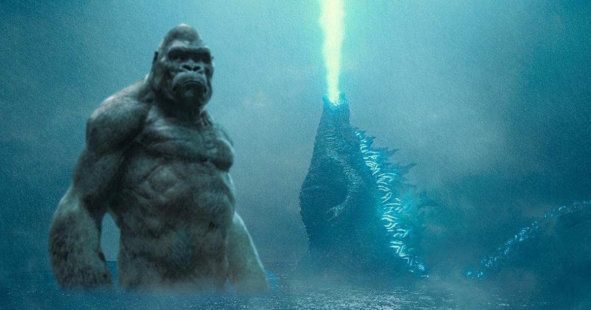 Godzilla vs. Kong' Release Date, Trailer, Cast for the Next Monster Brawl -  Flipboard